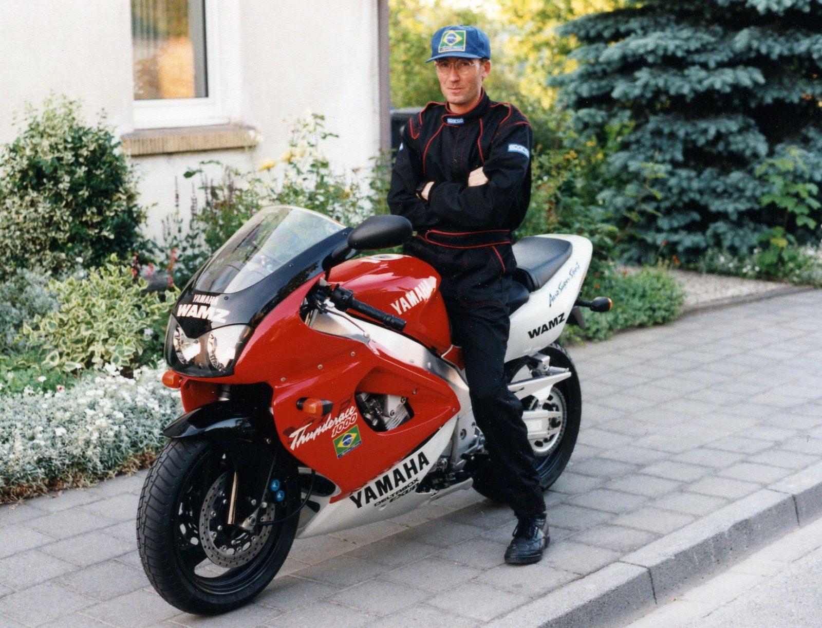 1996 Yamaha YZF1000 FW