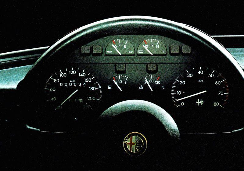 1997 AR Spider 2000 Cockpit