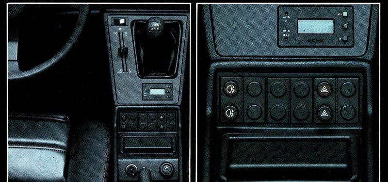 1997 AR Spider 2000 Schaltung