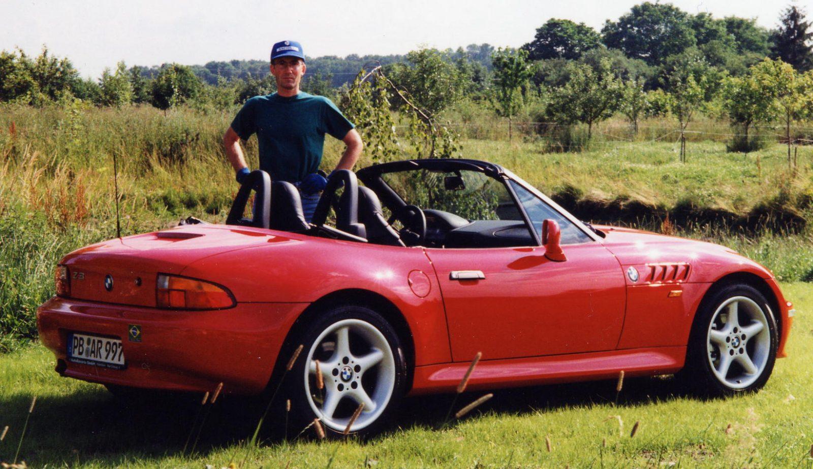1997 BMW Z3 a