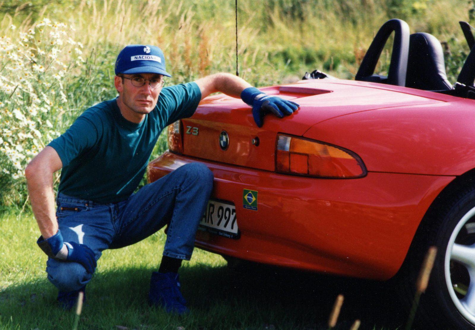 1997 BMW Z3 b