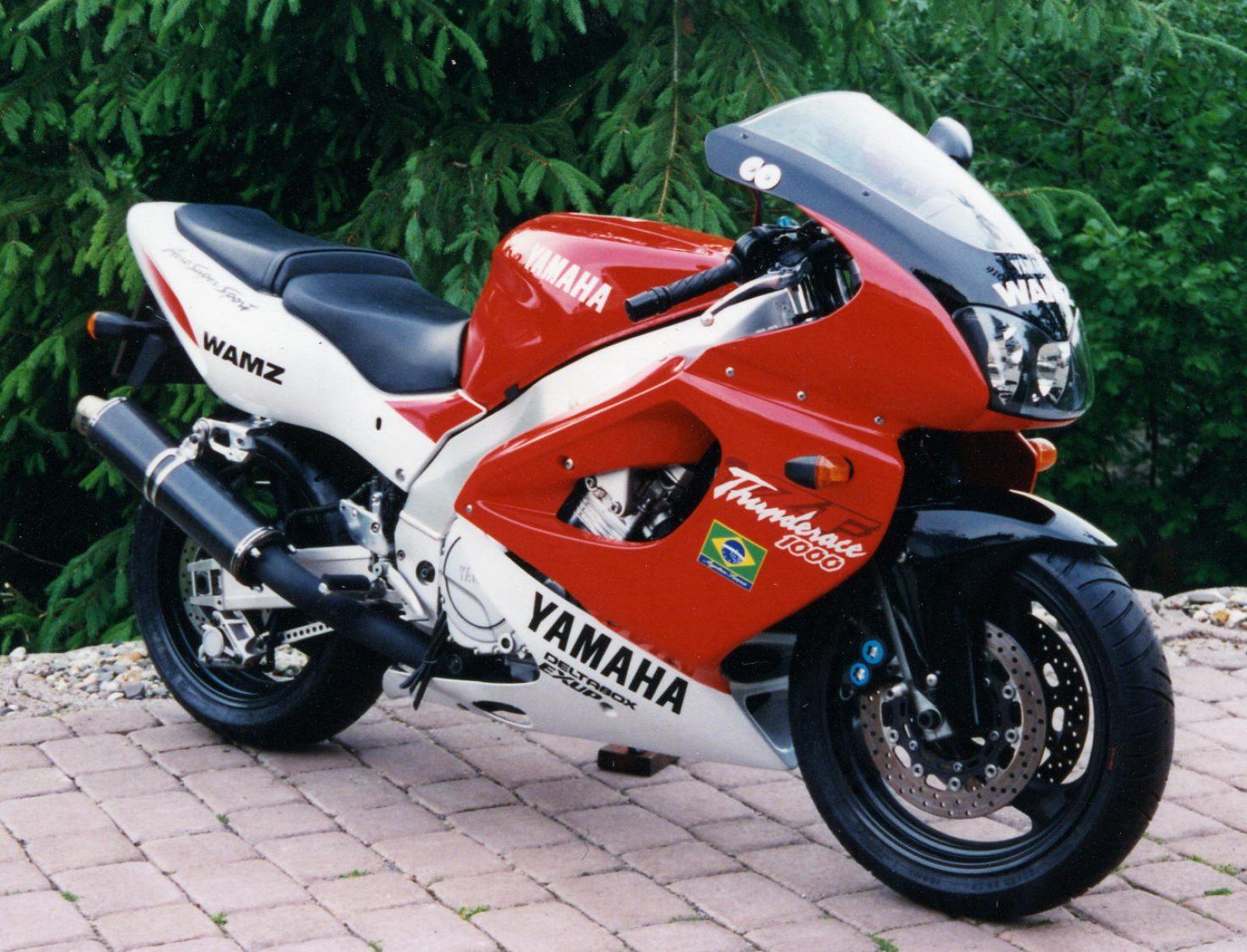 1997 Yamaha YZF1000