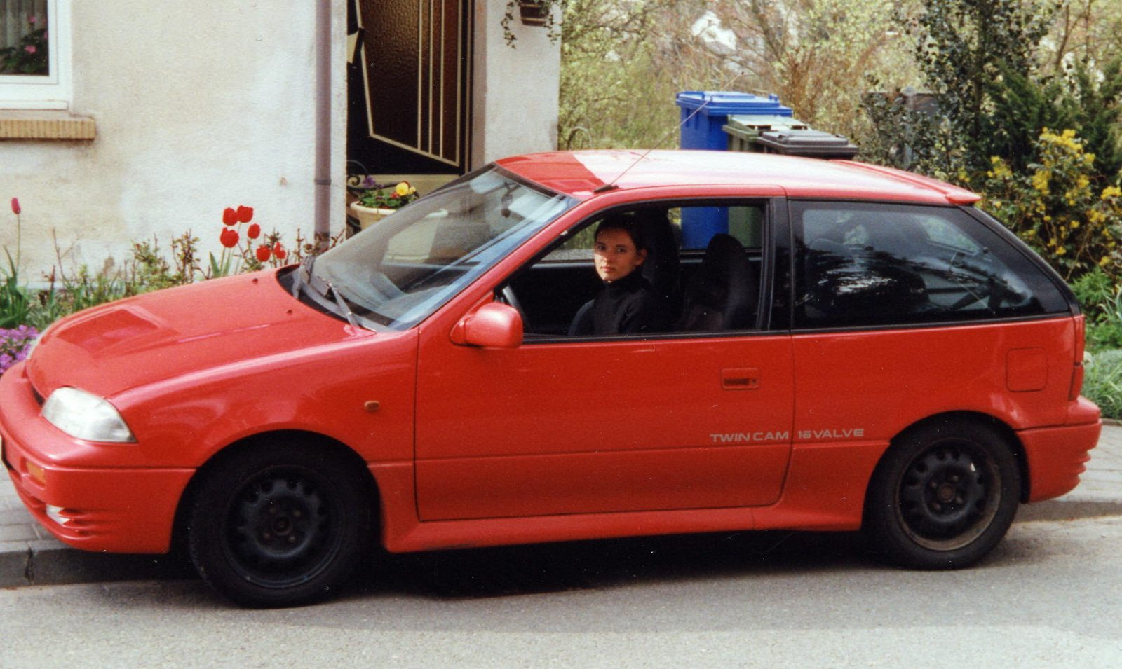 1998 Suzuki Swift GTi
