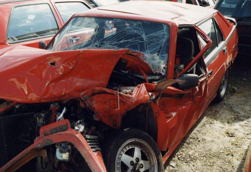 1999 AR 75 Unfall