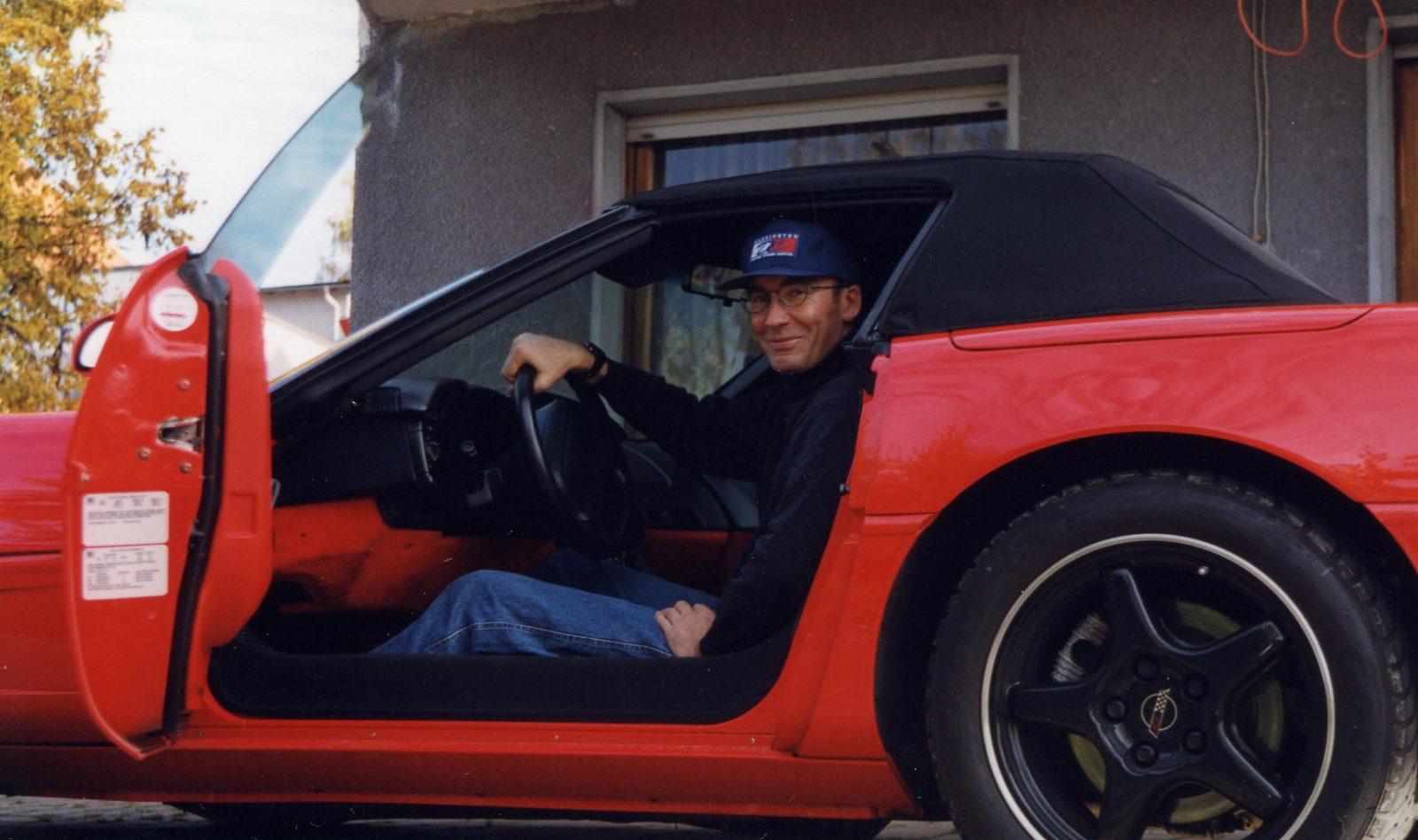 1999 Chevrolet Corvette C4 a