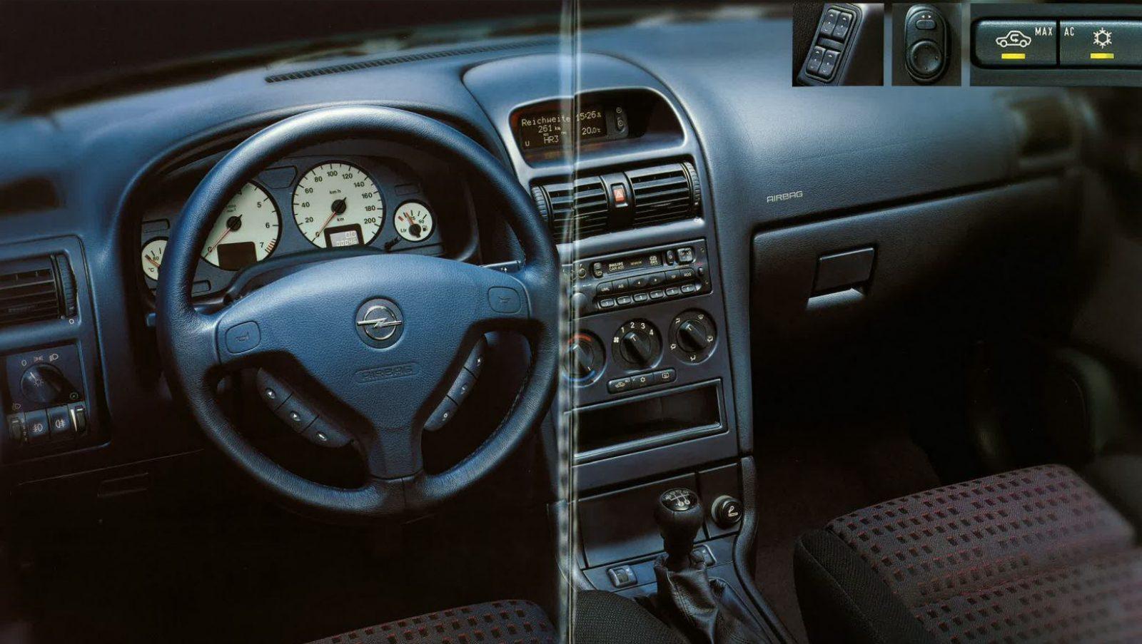 1999 Opel Astra Caravan 2000 c