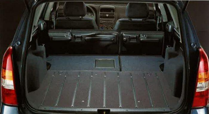 1999 Opel Astra Caravan 2000 i