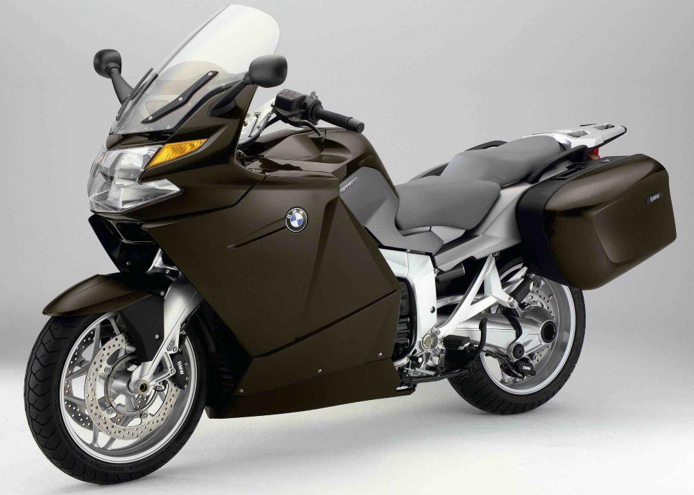 2000er BMW K1200GT