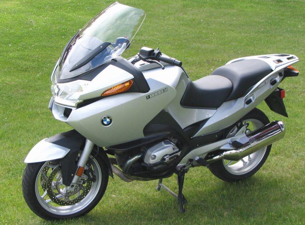2000er BMW K1200RT
