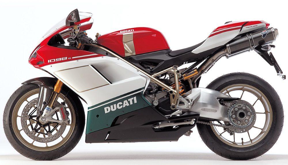 2000er Ducati 1098S