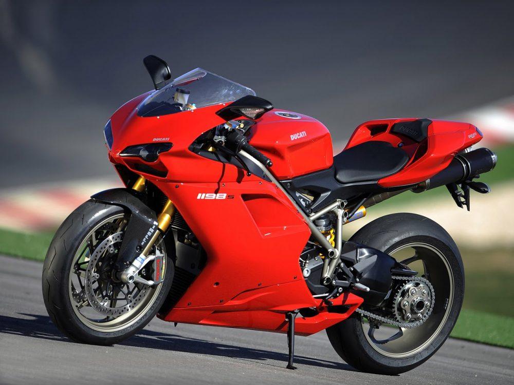 2000er Ducati 1198S