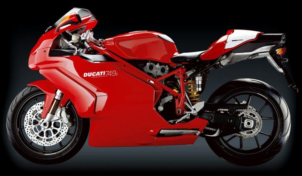2000er Ducati 749S