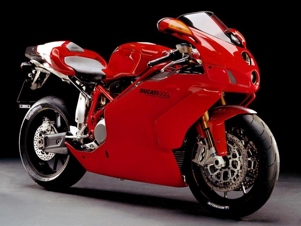 2000er Ducati 999S