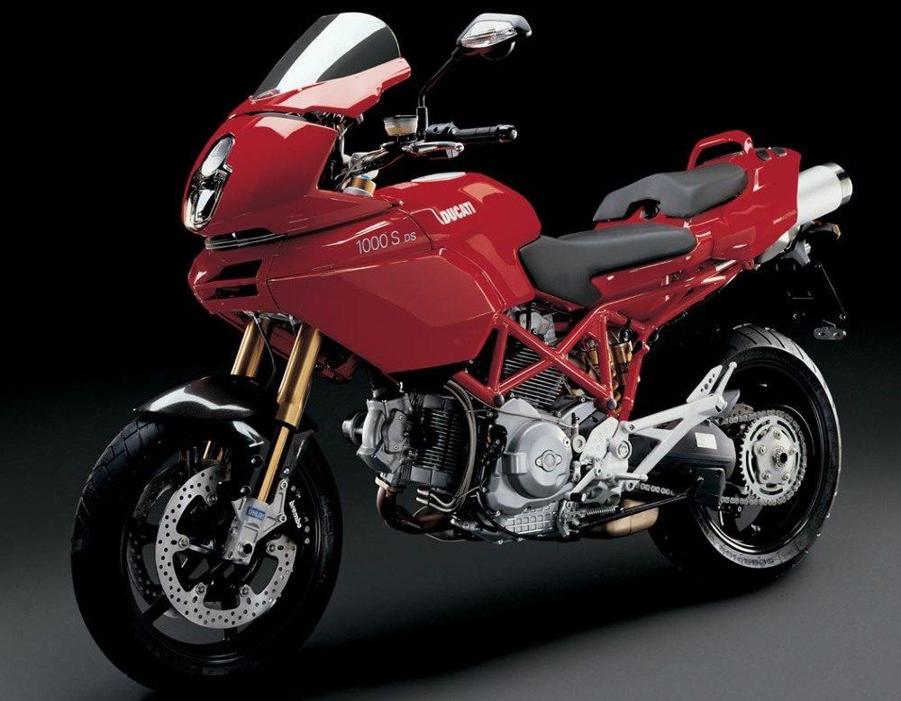 2000er Ducati Multistrada 1000DS