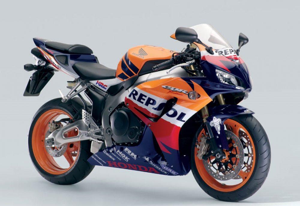 2000er Honda CBR1000RR Fireblade
