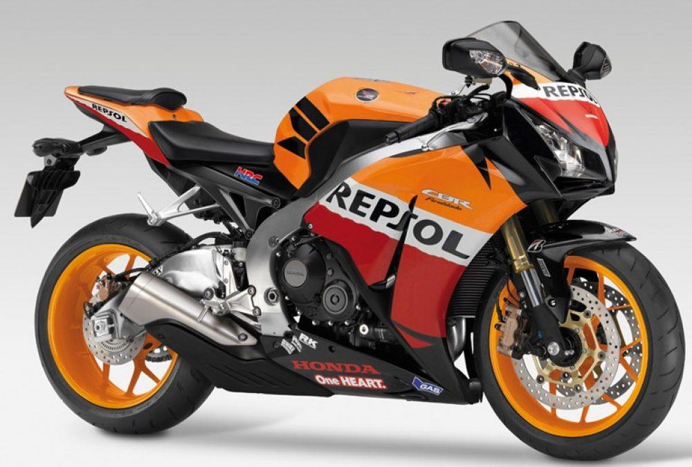 2000er Honda CBR1000RR SC59 Fireblade