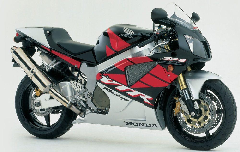 2000er Honda VTR1000SP2