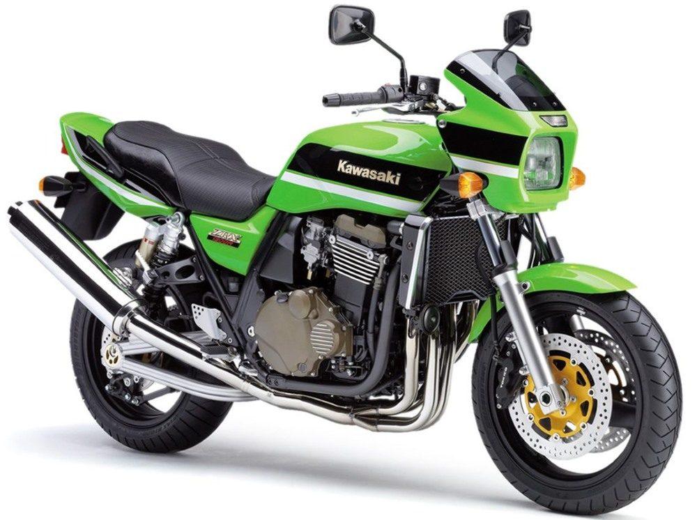 2000er Kawasaki ZRX1200R