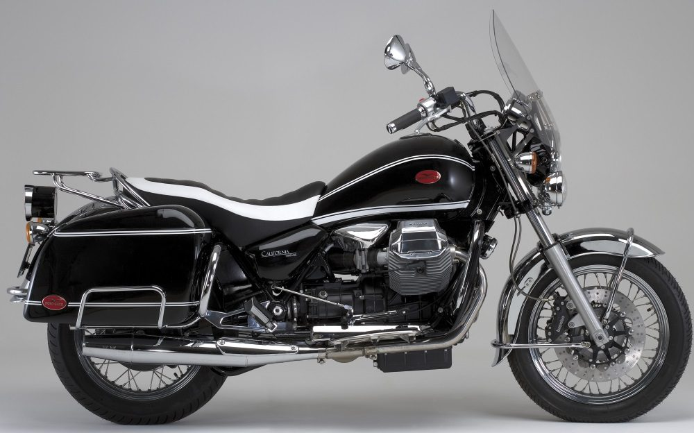 2000er Moto Guzzi California Vintage 1100