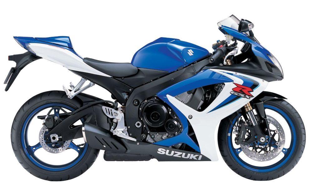 2000er Suzuki GSX-R600
