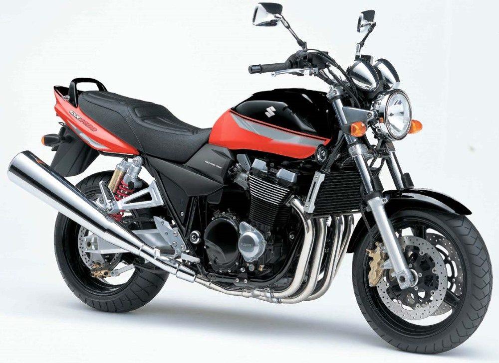 2000er Suzuki GSX1400