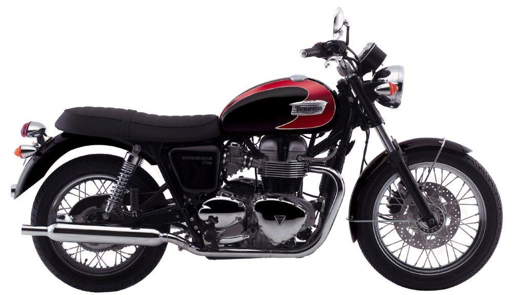2000er Triumph Bonneville T100