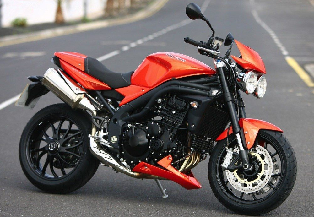 2000er Triumph Speed Triple