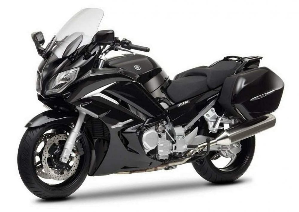 2000er Yamaha FJR1300
