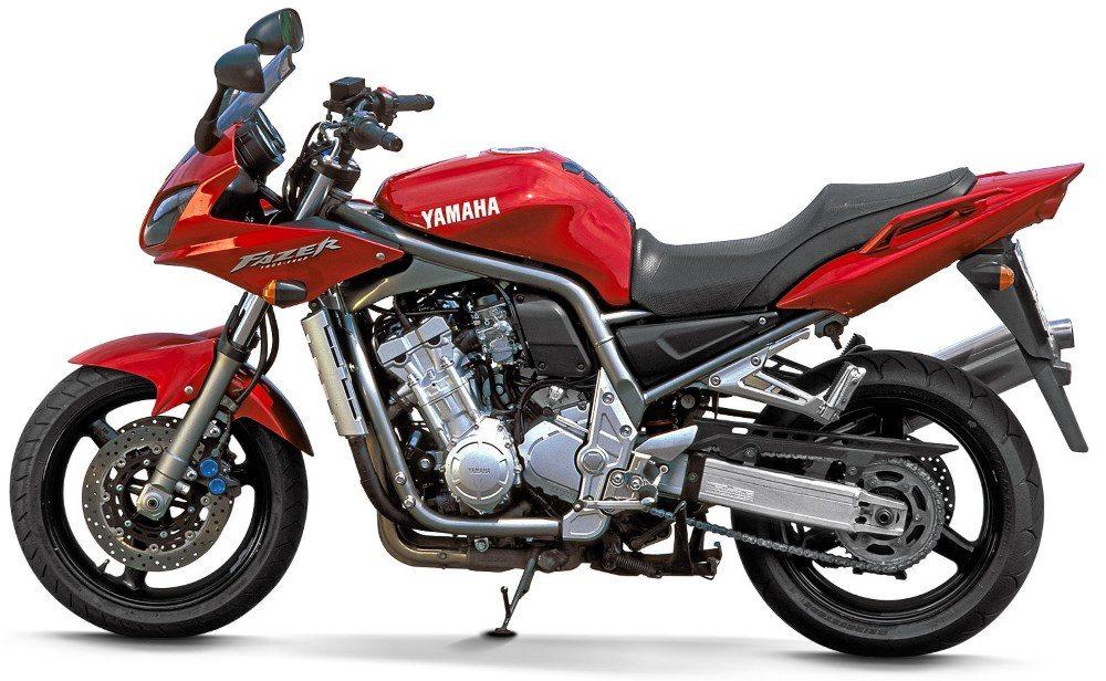 2000er Yamaha FZ1