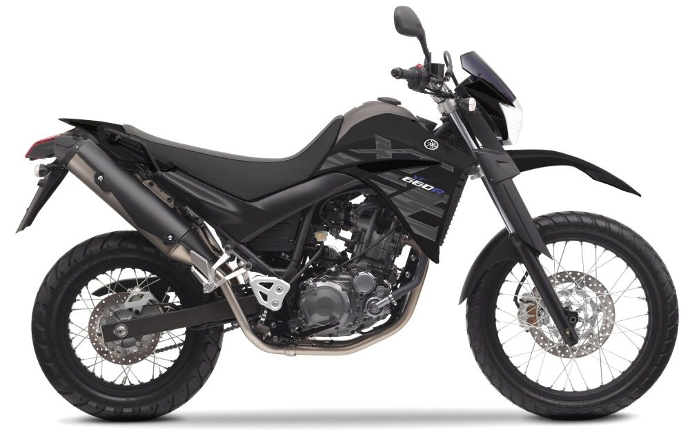2000er Yamaha XT660R