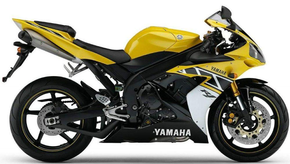 2000er Yamaha YZF R1