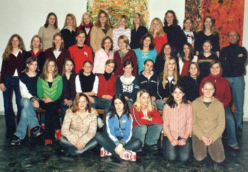 2004 8er Klasse
