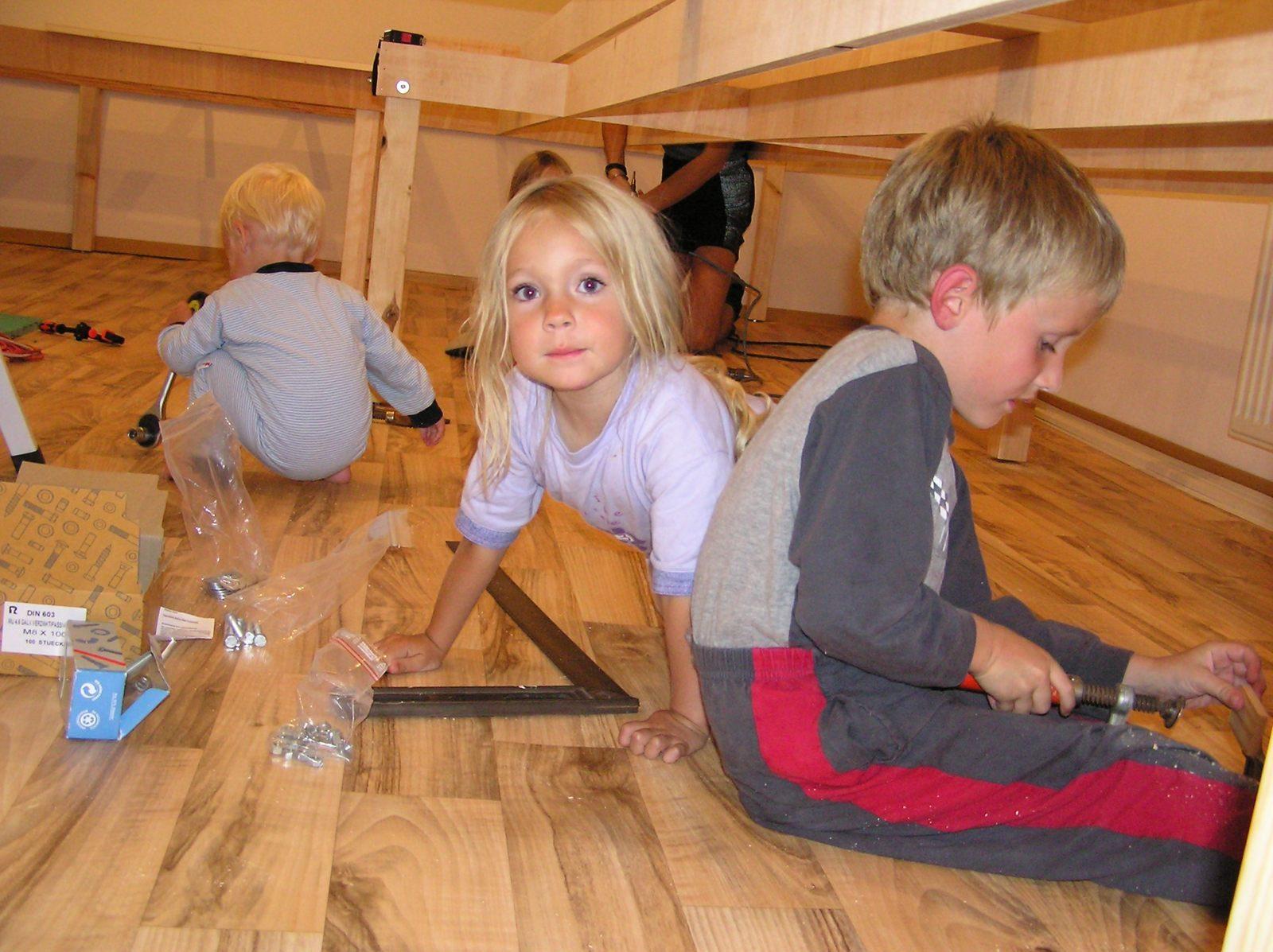2007 Modellbahnkinder