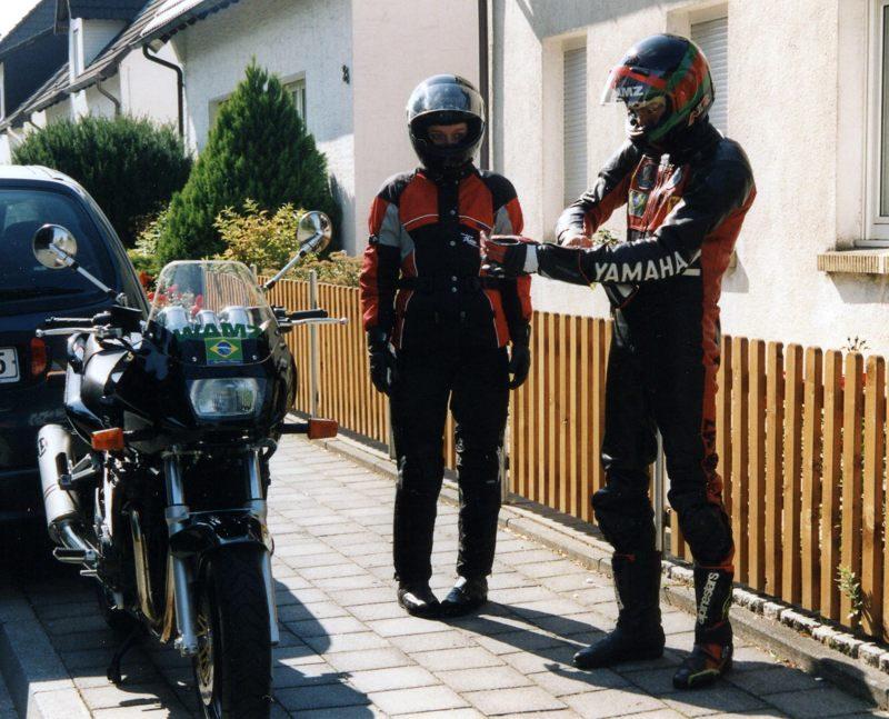 2010 Bandit 800 TourCarina