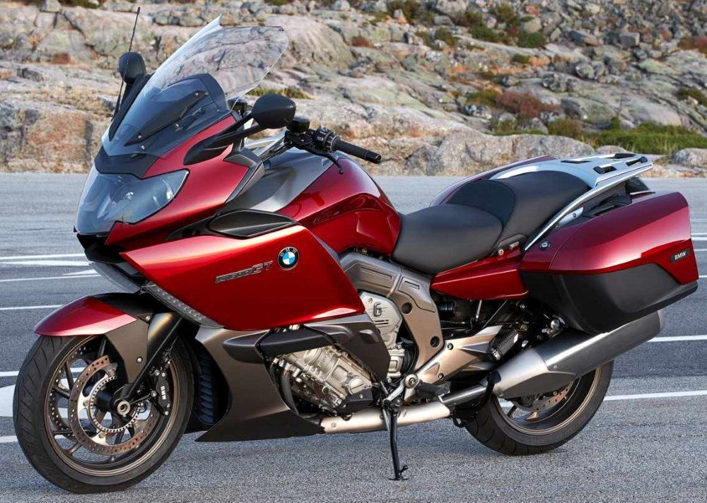 2010er BMW K1600GT
