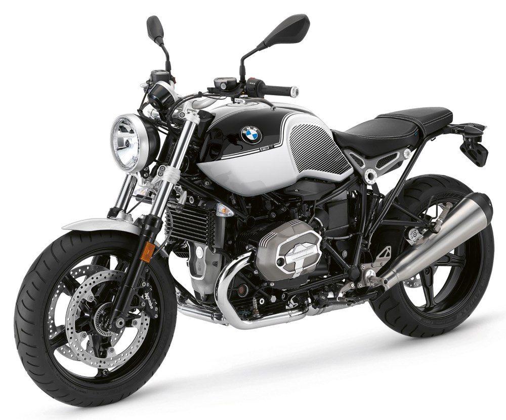 2010er BMW R nineT