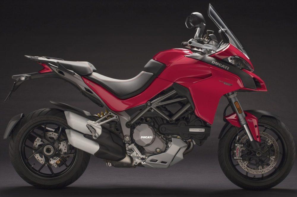 2010er Ducati Multistrada 1260S