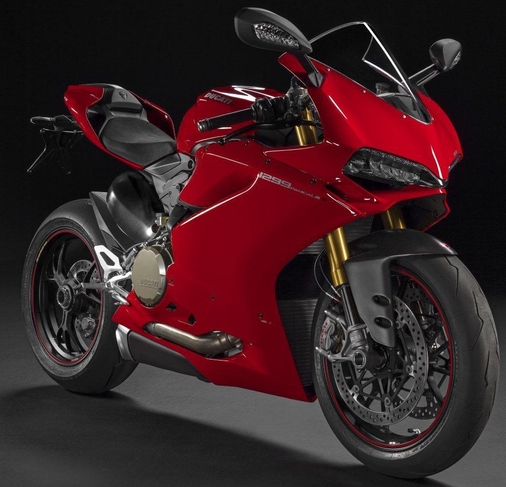 2010er Ducati Panigale 1299S