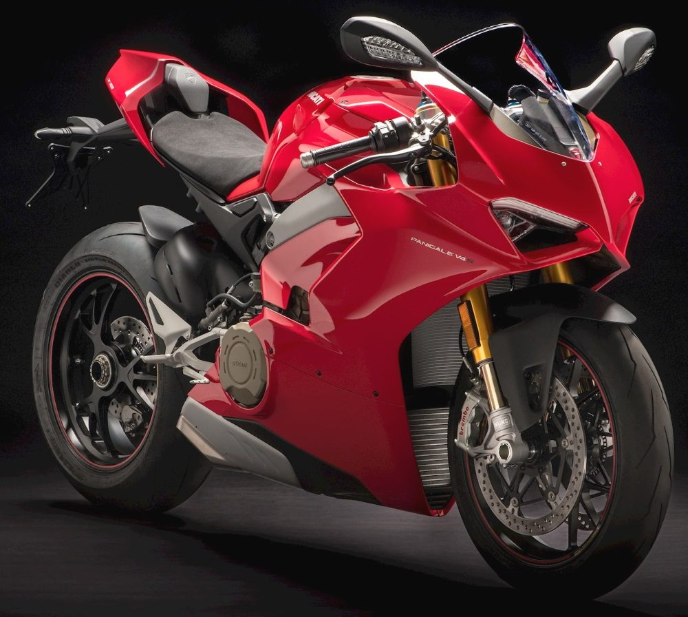 2010er Ducati Panigale V4S