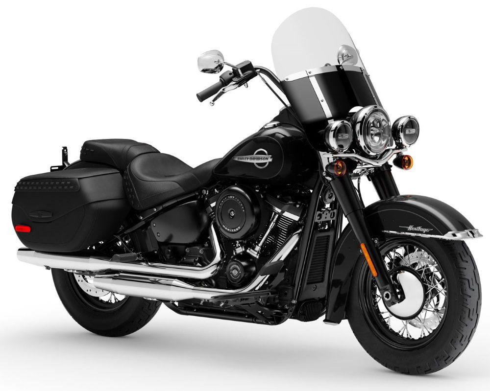 2010er Harley Davidson Heritage Classic