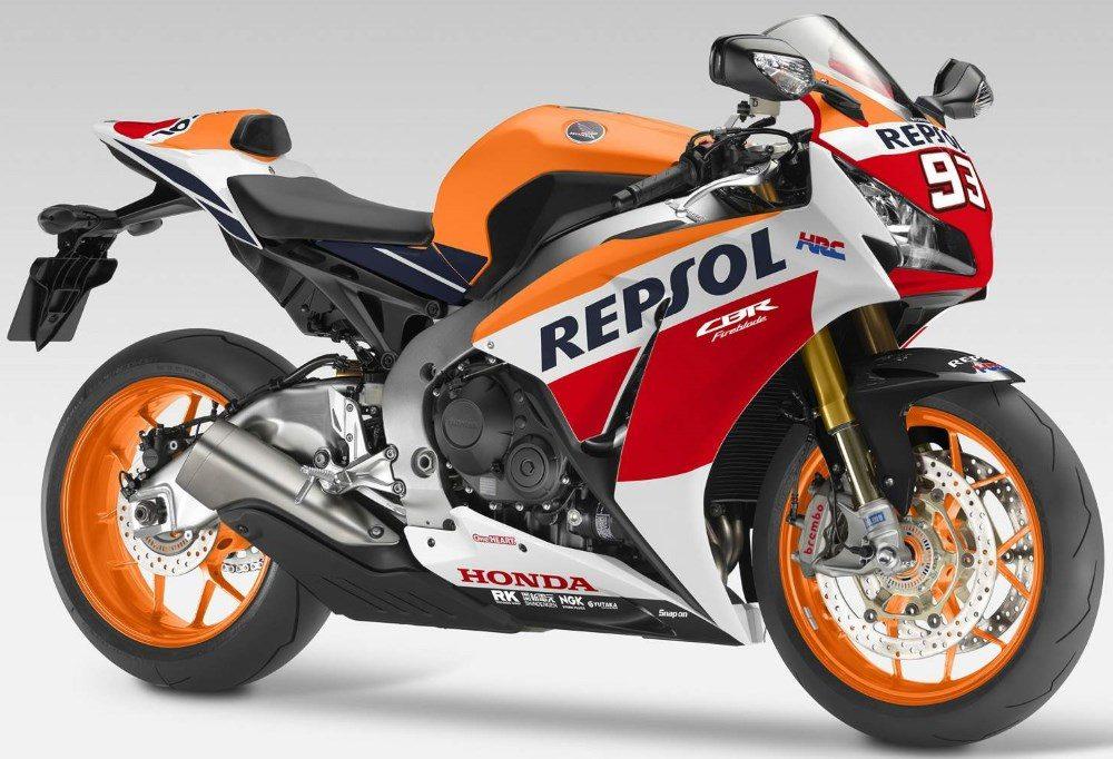 2010er Honda CBR1000RR Repsol