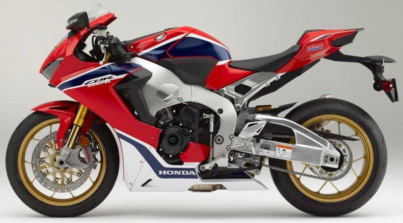 2010er Honda CBR1000RR SP B1