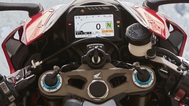 2010er Honda CBR1000RR SP B2