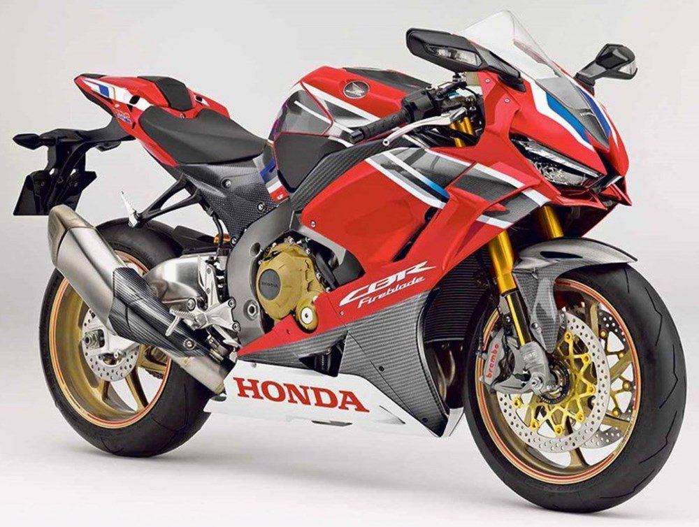 2010er Honda CBR1000RR SP