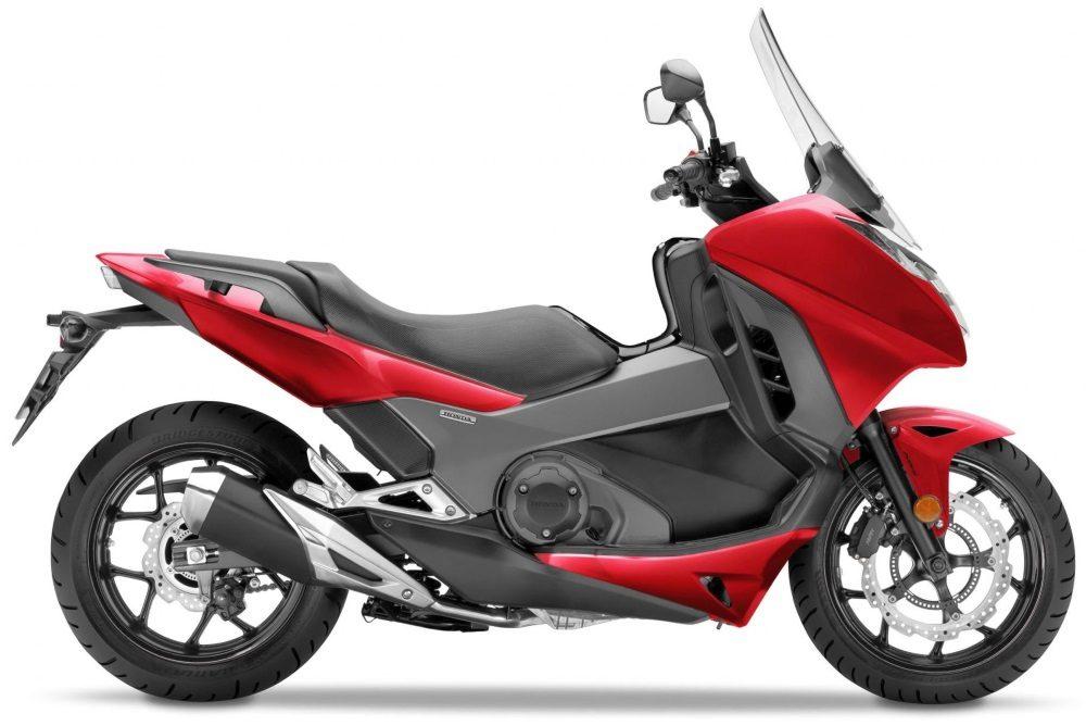 2010er Honda NC750 Integra