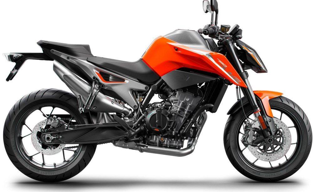 2010er KTM 790 Duke