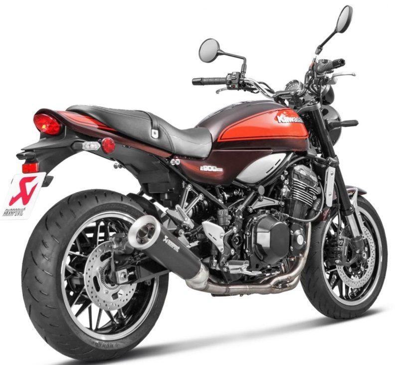 2010er Kawasaki Z900RS2