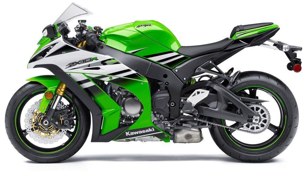 2010er Kawasaki ZX10R