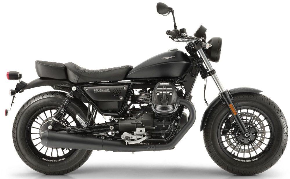 2010er Moto Guzzi V9 Bobber