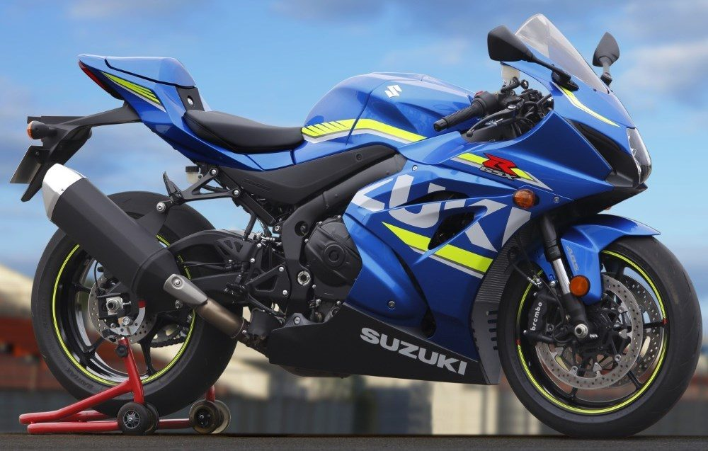 2010er Suzuki GSX-R1000